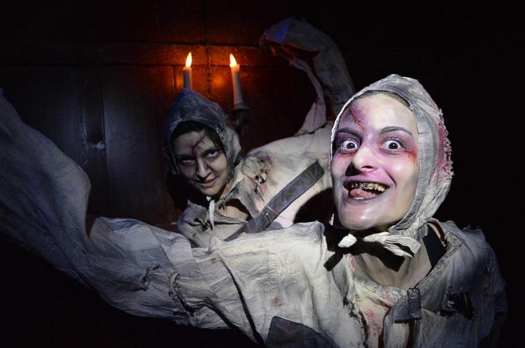 labirinto lisboa, lisbon labyrinth, haunted house lisbon,