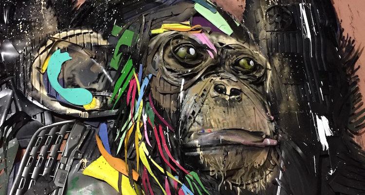 attero bordalo II urban art lisbon lisboa,