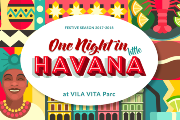Vila Vita Parc Christmas New Years 2017,