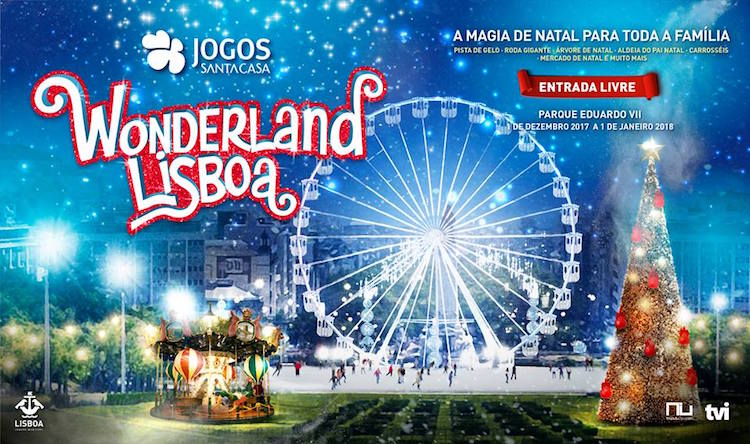 Wonderland Lisboa natal christmas fair lisbon,