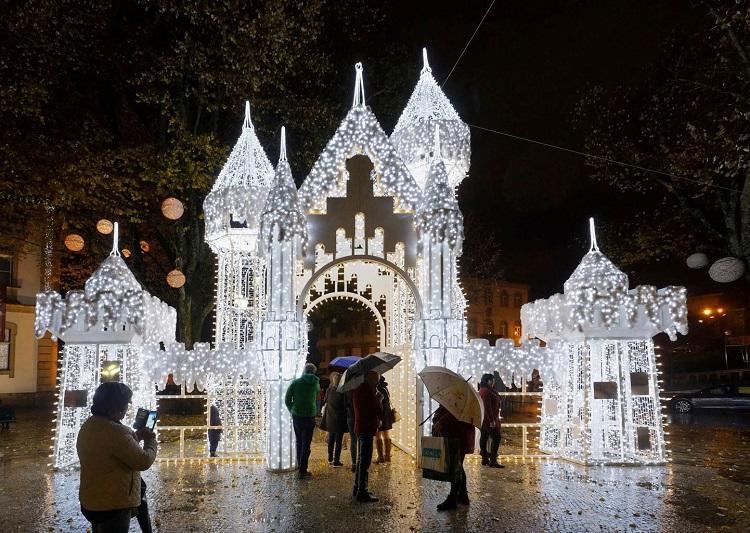 Christmas In Portugal.Viseu Natal 2018 Portugal Confidential