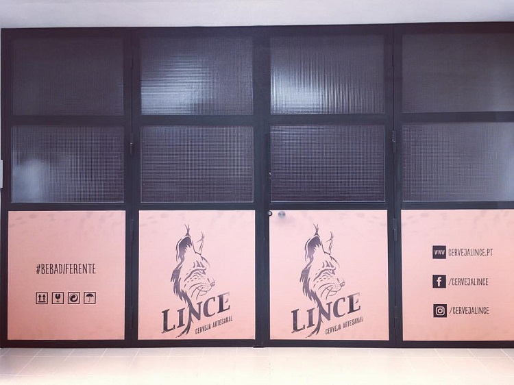 Lince artisan beer, lisbon beer district marvila,