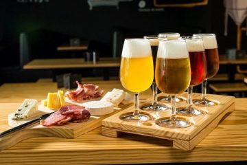 letraria craft beer garden porto