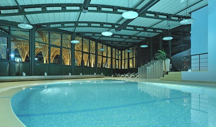 Tivoli oriente boutique hotel in parque das na oes in lisbon portugal confidential for Lisbon boutique hotel swimming pool