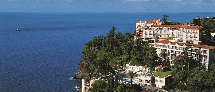 Reid S Palace Timeless Luxury Hotel On Madeira