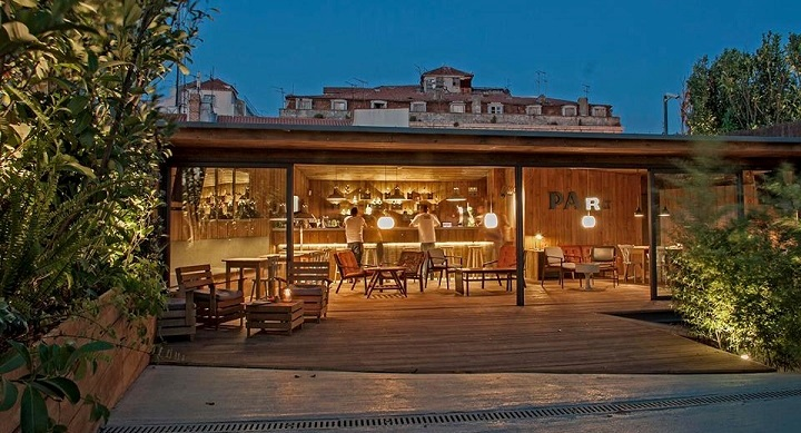 Park restaurant amp bar elevated garden terrace rooftop in lisbon portugal confidential