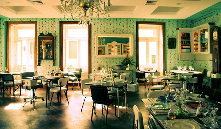 Pharmacy Restaurant Lisbon Menu