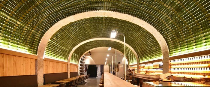 By the Wine - José Maria da Fonseca Tasting Room in Lisbon ...