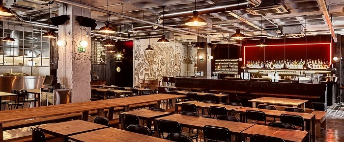 New Restaurant In Chiado Lisbon