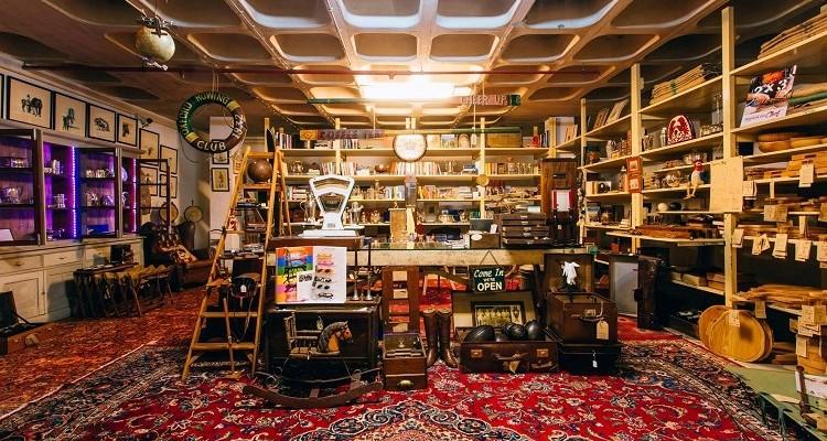 Armaz 233 M Warehouse Concept Shop In Porto Portugal