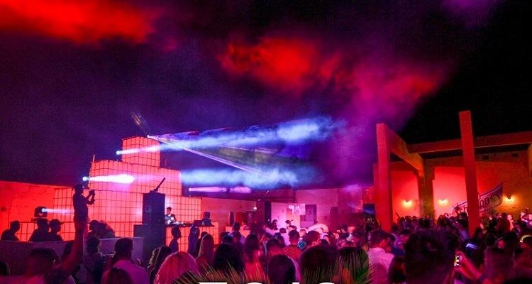 Echo Open Air Nightclub Amp Lounge In Tavira Algarve