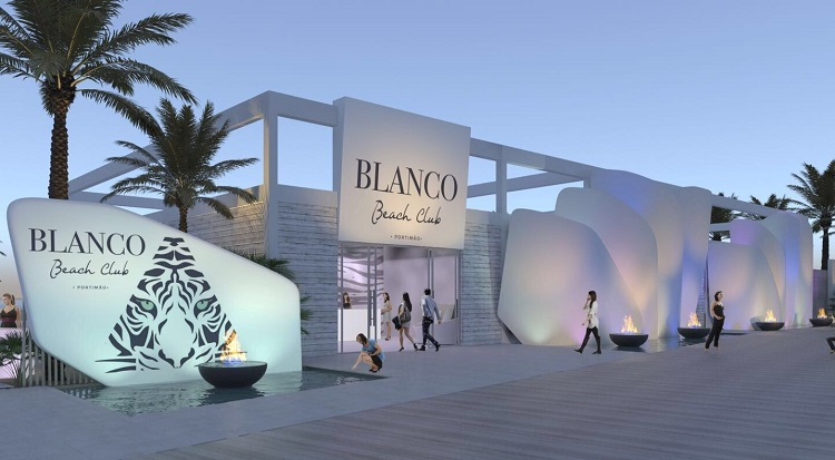 Blanco Beach Club Praia Da Rocha Portim 227 O Portugal Confidential