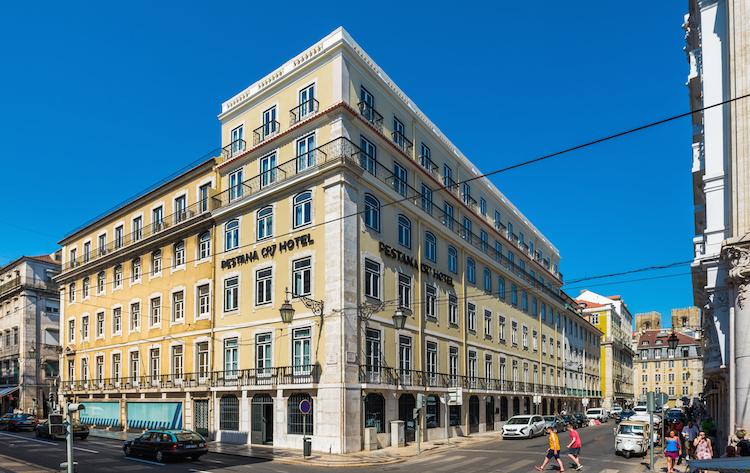 Pestana Cr7 Hotel Lisbon Portugal Confidential