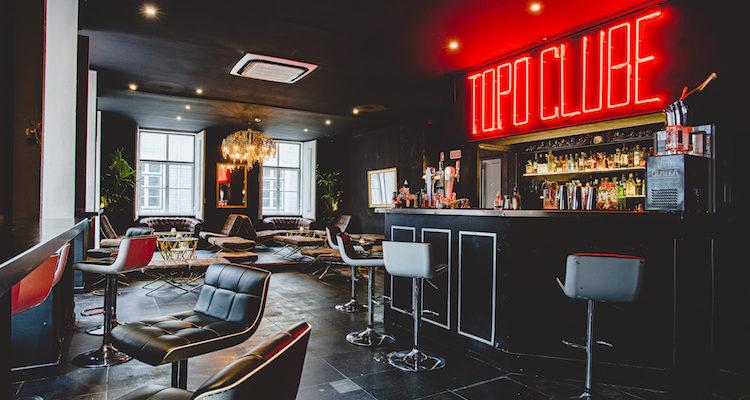 Beau Topo Clube U2013 Cool Bar In Lisbonu0027s Cais Do Sodré