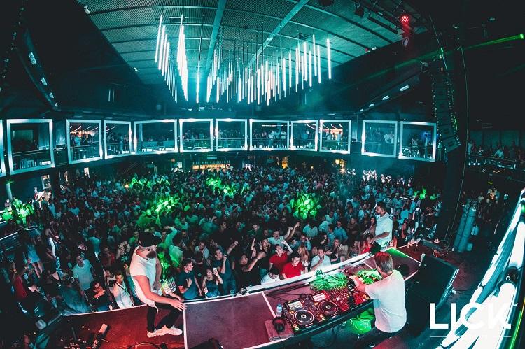 Lick Nightclub Taste Life In The Algarve Portugal