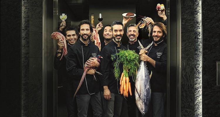 Gourmet experience at el corte ingl s lisbon portugal confidential - Puertas blindadas el corte ingles ...