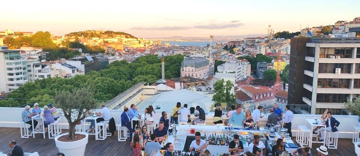 Rooftop Bar Lisbon Our Favorites Portugal Confidential