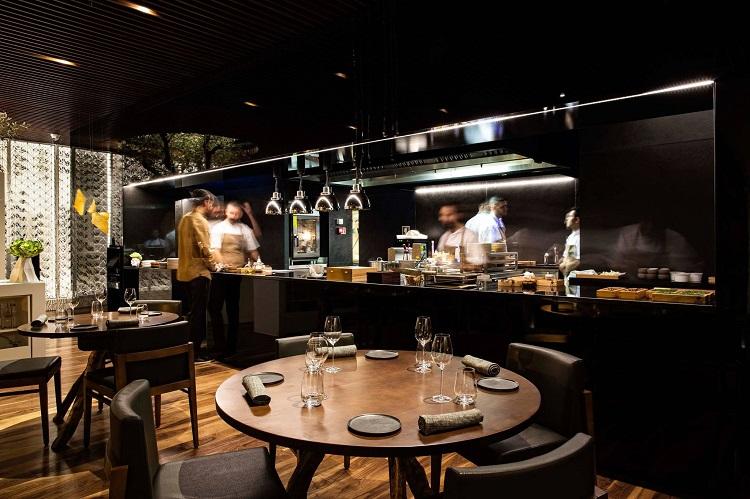 Loco Restaurant Creatively Crazy Cuisine Of Alexandre Silva