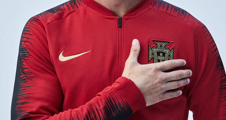 free shipping 4100d ac26a Portugal National Team Gets a Golden Nike Swoosh - Portugal ...