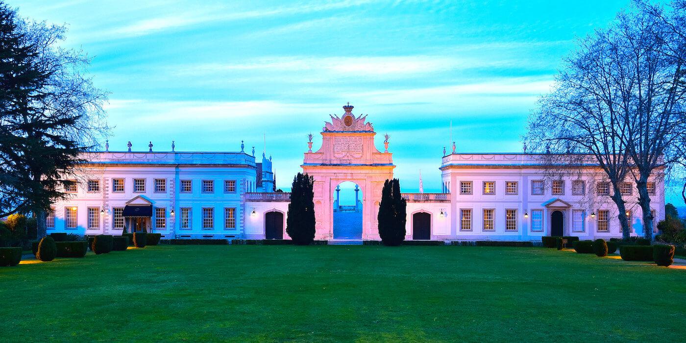 Tivoli Palacio De Seteais In Sintra Portugal Confidential