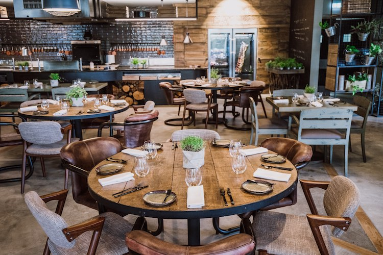Erva Restaurant Contemporary Portuguese With Natural Roots